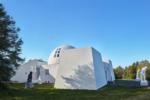 Reykjavik Art Museum – Ásmundur Sveinsson Sculpture Museum