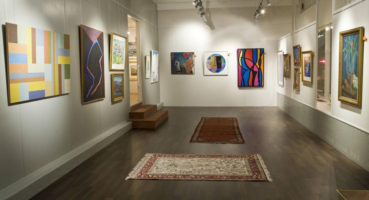Art Gallery Fold