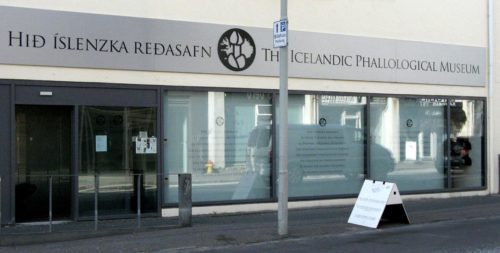 The Icelandic Phallological Museum