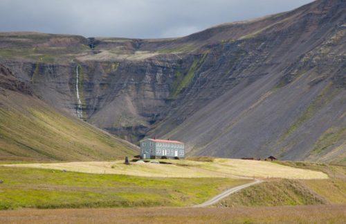 Ólafsdalur by Gilsfjörður