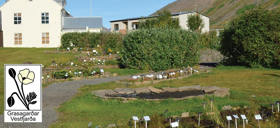 The Westfjords Botanical Gardens