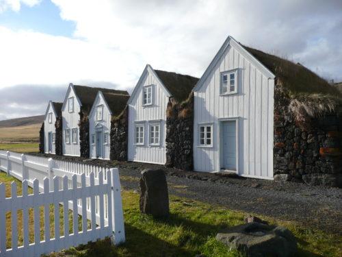 Grenjaðarstaður Turf House