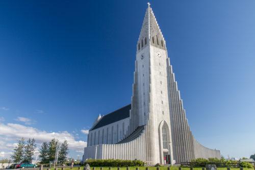 Hallgrímskirkja – Church of Hallgrímur