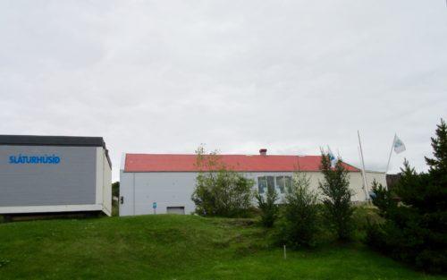 Sláturhúsið, Culture Center