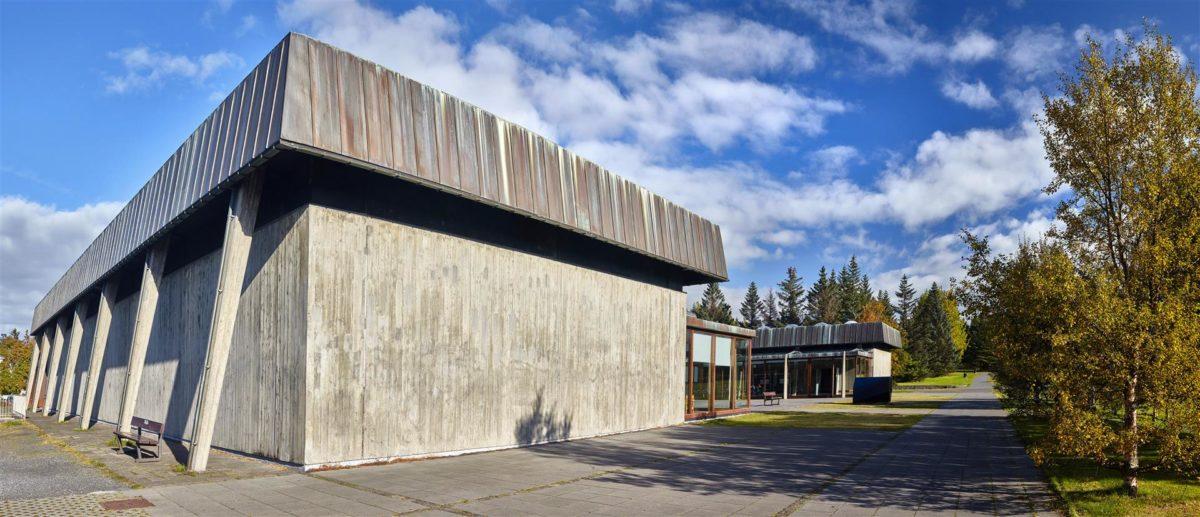 Reykjavik Art Museum – Kjarvalsstaðir
