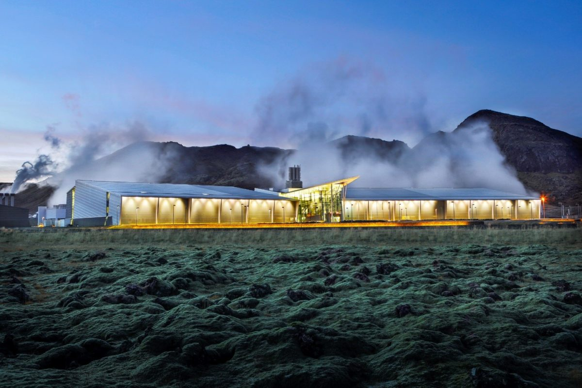 Geothermal Energy Exhibition