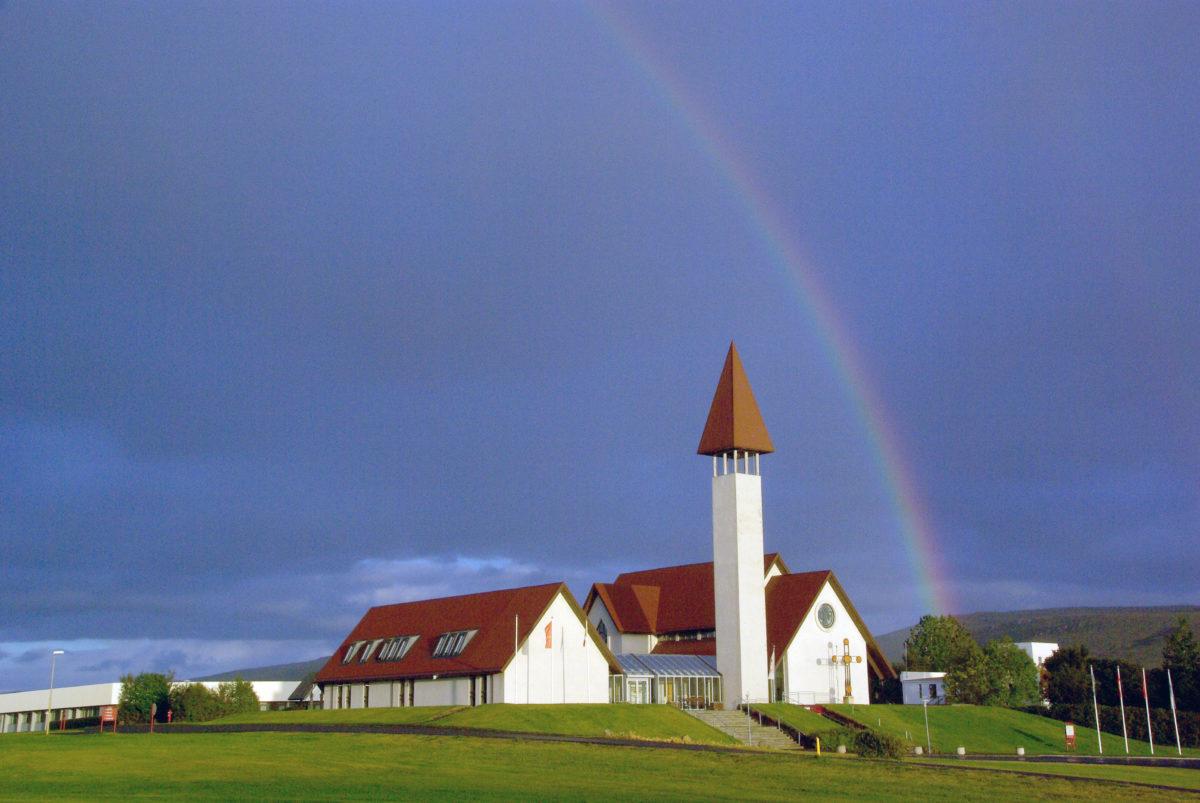 Snorrastofa Cultural Centre in Reykholt