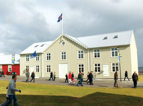 Duus safnahús, menningar- og listamiðstöð