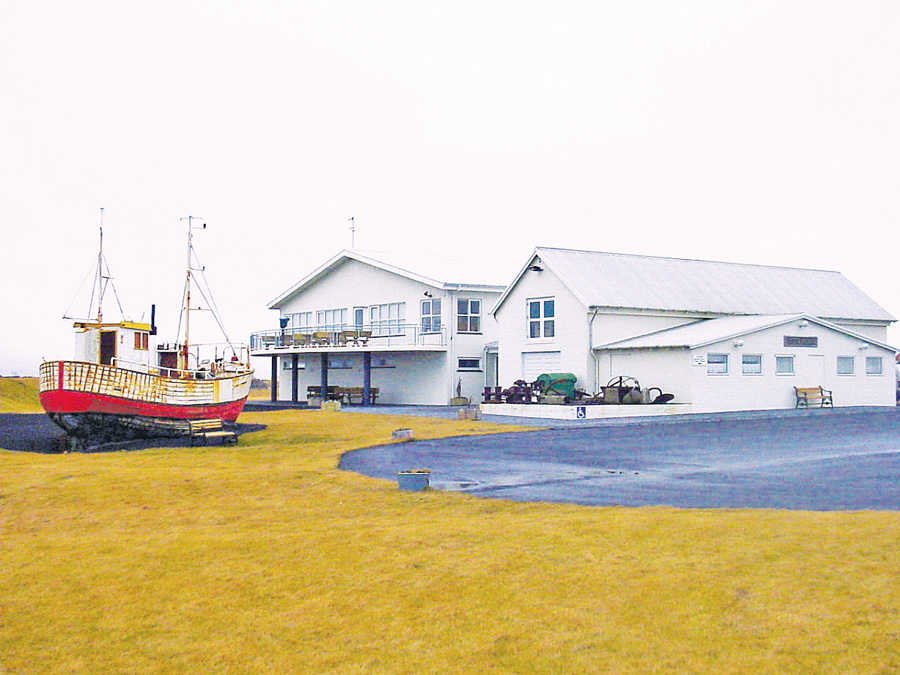 The Garðskagi Folk Museum