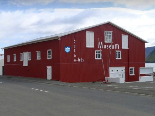 The Museum of Natural History in Neskaupstaður