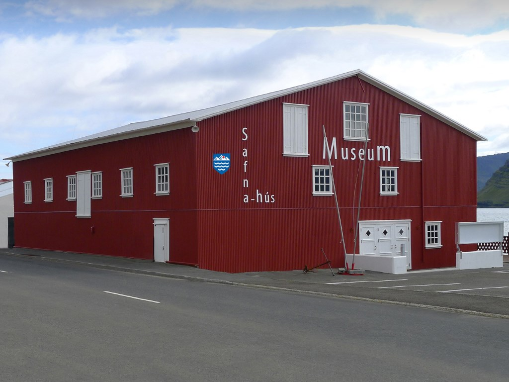 Museum of Natural History in Neskaupstaður, The