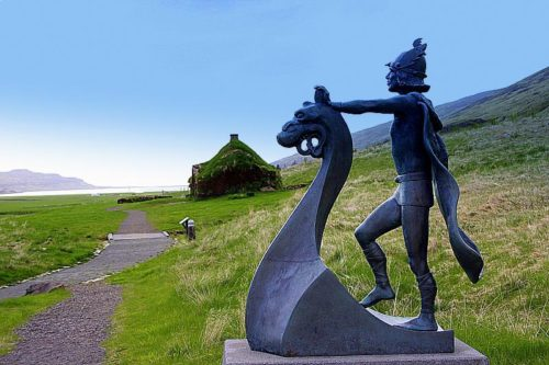 Eiríksstaðir í Haukadal