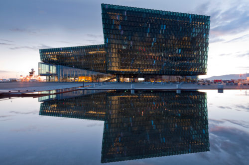Harpa – Music and Conference Hall