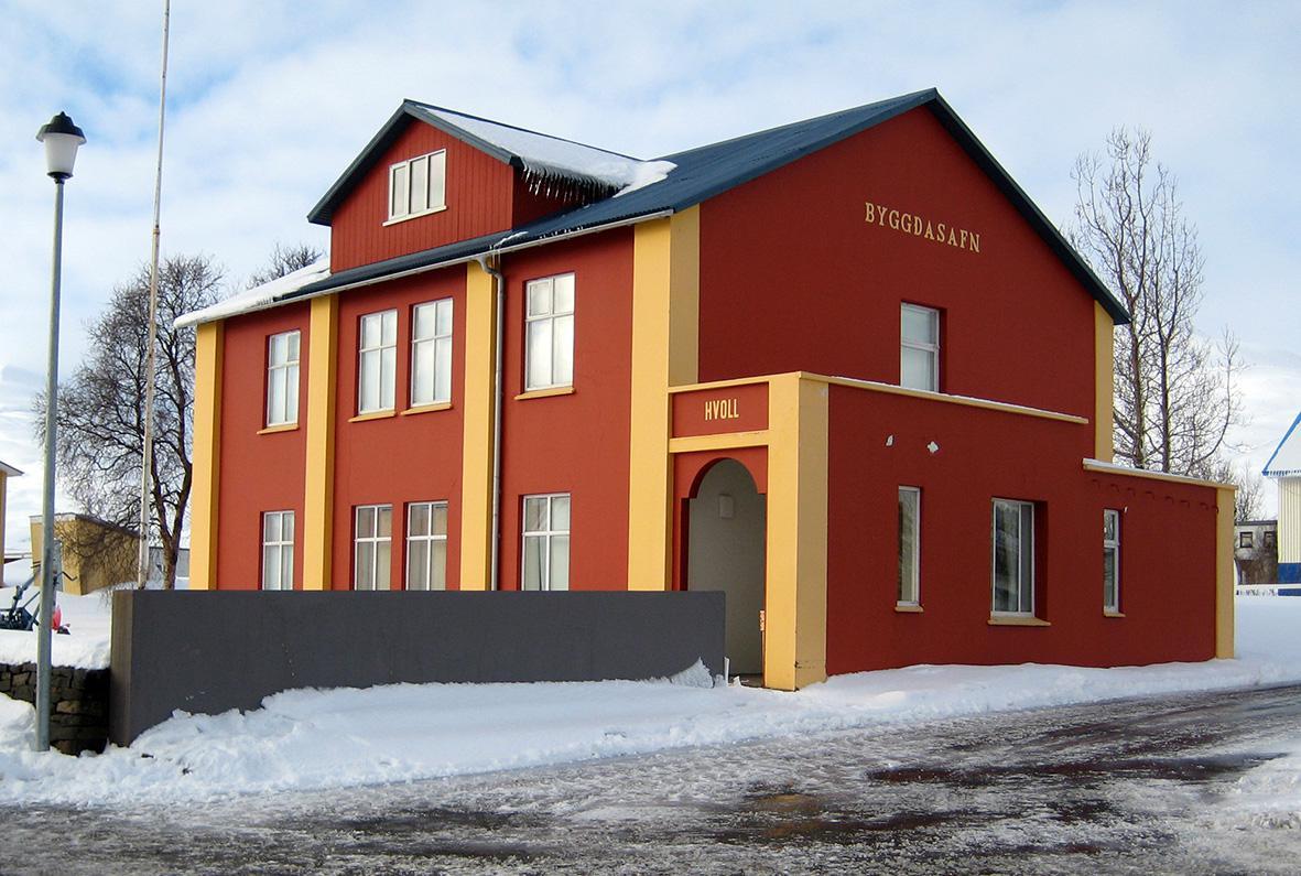 Byggðasafnið Hvoll