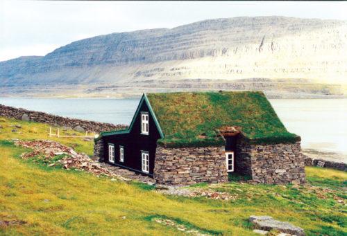 Litlibær in Skötufjörður