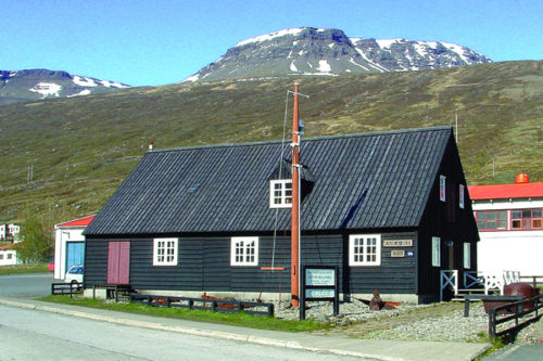 The East Iceland  Maritime Museum