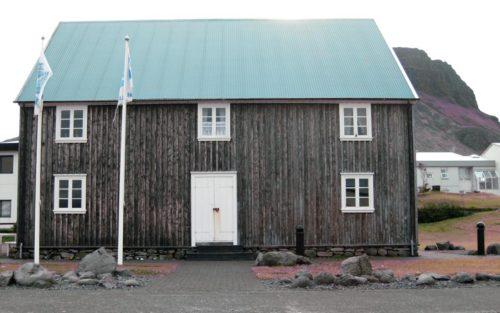 Pakkhús Folk Museum in Ólafsvík
