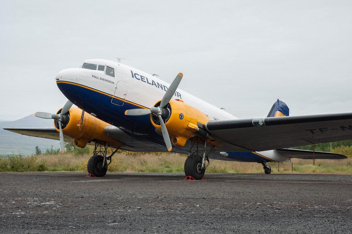 Flugsafn Íslands