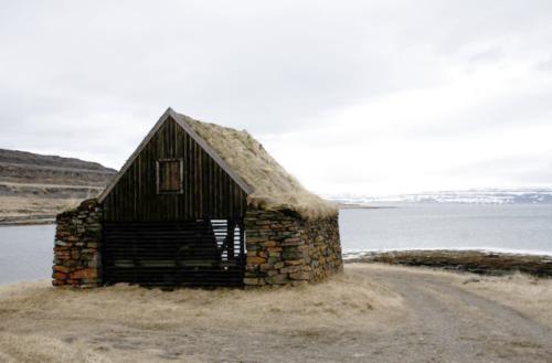 Hjallur in Vatnsfjörður