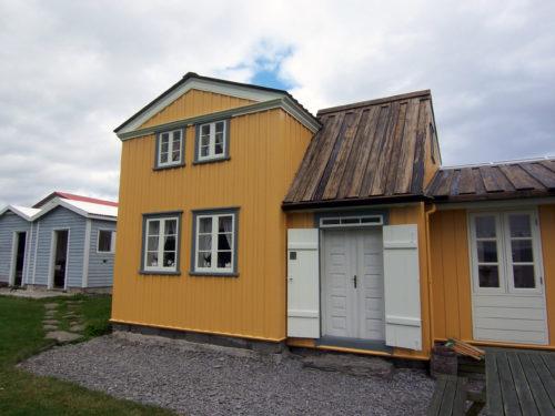 Viktoriahouse in Vigur